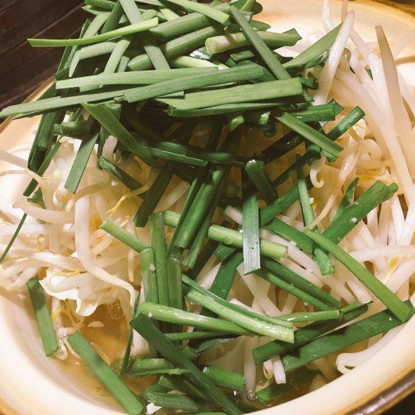 スタミナ鍋